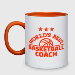 Лучший баскетбольный тренер - интернет магазин Futbolkaa.ru