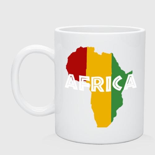 Кружка  Фото 01, Африка