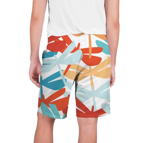 Мужские шорты 3D  Фото 02, Стрекозы