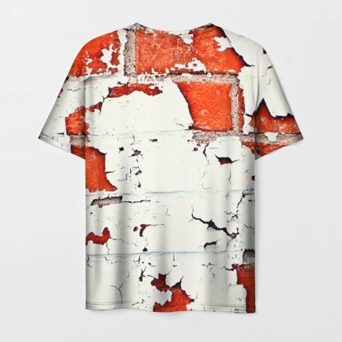 Мужская футболка 3D Сварщик Фото 01