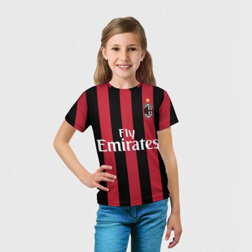 Детская футболка 3D  Фото 03, Милан