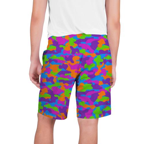 Мужские шорты 3D  Фото 02, камуфляж