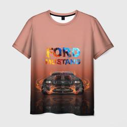 Ford Mustang - интернет магазин Futbolkaa.ru