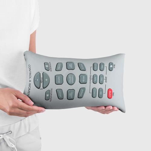 Подушка 3D антистресс  Фото 03, Пульт управления женщиной