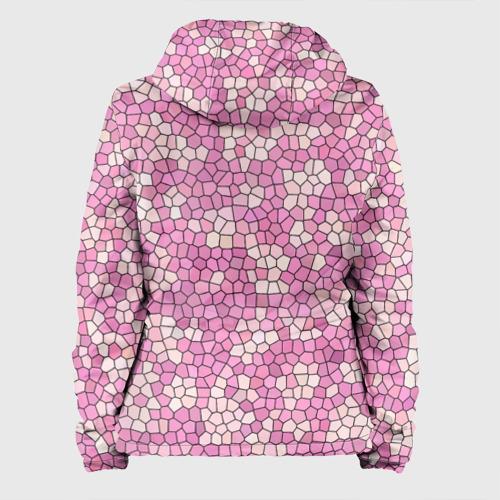 Женская куртка 3D  Фото 02, Pink mosaic