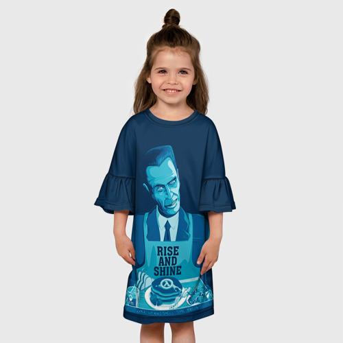 Детское платье 3D G-Man Фото 01
