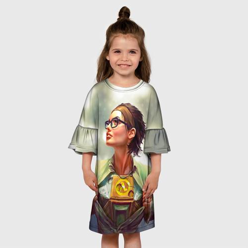 Детское платье 3D Аликс Венс Фото 01