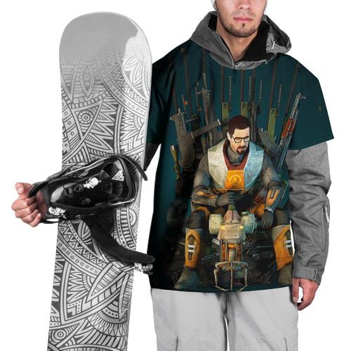 Накидка на куртку 3D  Фото 01, Throne of the Game