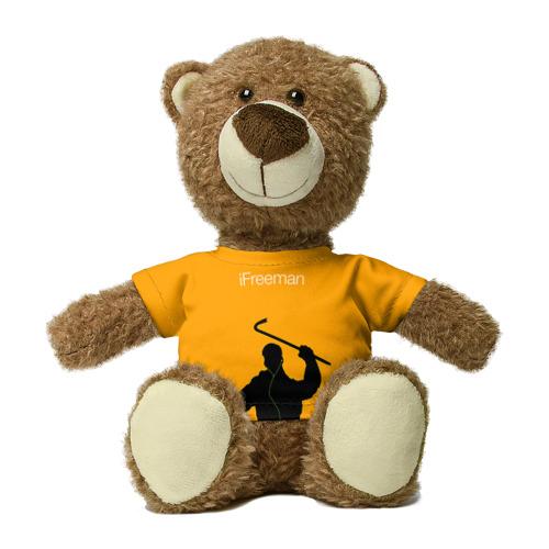 Миша в футболке 3D iFreeman Фото 01