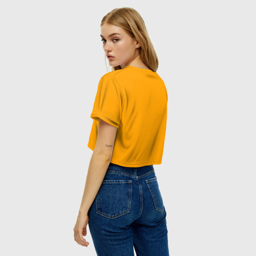 Женская футболка Cropp-top iFreeman Фото 01