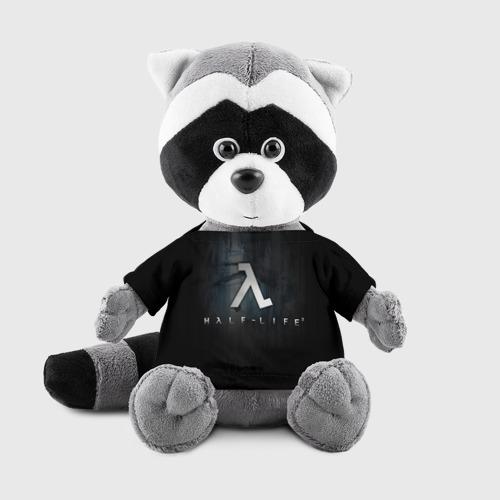 Игрушка Енотик в футболке 3D Half-Life 3 Фото 01