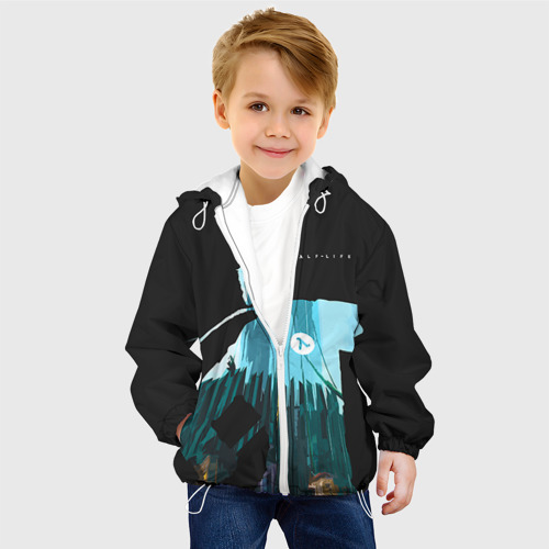 Детская куртка 3D Half-Life Фото 01