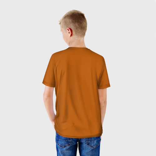 Детская футболка 3D  Фото 02, Гравипушка