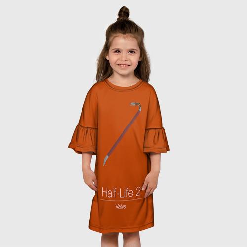 Детское платье 3D Монтировка Фото 01