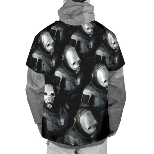 Накидка на куртку 3D  Фото 02, Альянс не дремлет