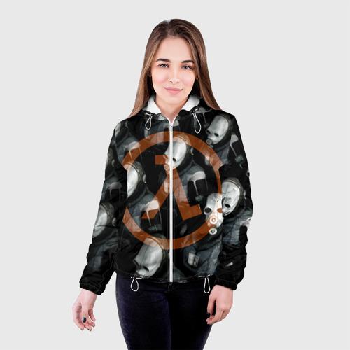 Женская куртка 3D  Фото 03, Альянс не дремлет
