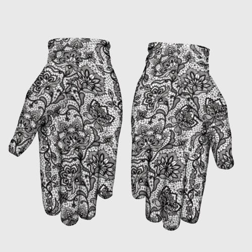 Перчатки 3D Кружево Фото 01