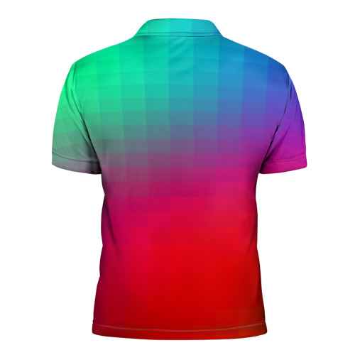 Мужская рубашка поло 3D  Фото 02, Super Mechanic
