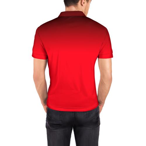 Мужская рубашка поло 3D  Фото 04, Кукрыниксы 7