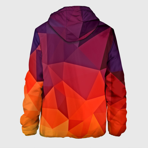 Мужская куртка 3D  Фото 02, Geometric