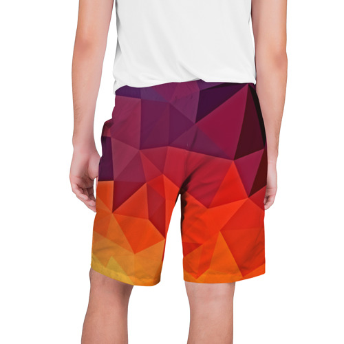 Мужские шорты 3D  Фото 02, Geometric