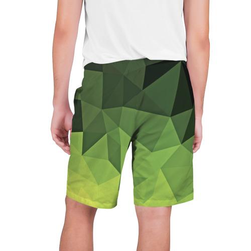 Мужские шорты 3D  Фото 02, Геометрия