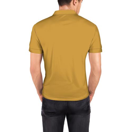 Мужская рубашка поло 3D  Фото 04, Лейтенант Альдо Рейн
