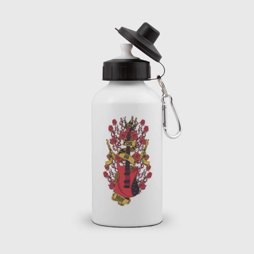 Бутылка спортивная Guns'n'Roses
