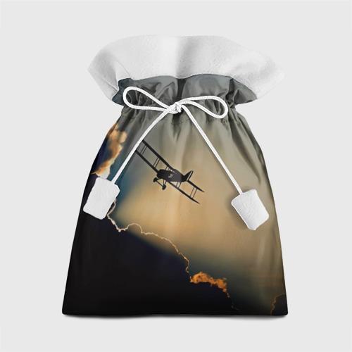 Подарочный 3D мешок Покоритель небес