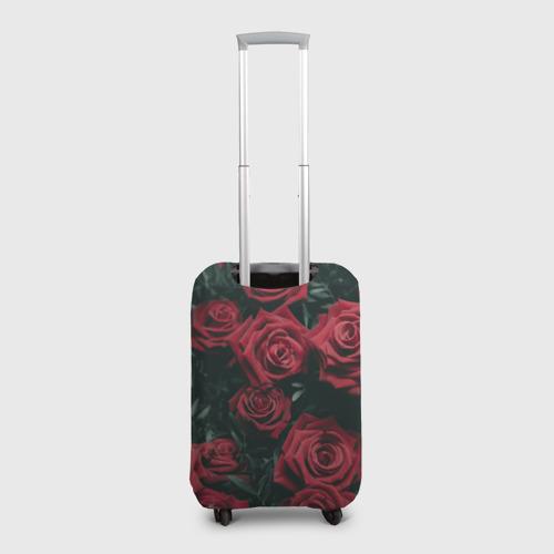 Чехол для чемодана 3D  Фото 02, Бархатные розы