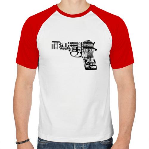 Мужская футболка реглан  Фото 01, Pulp Fiction