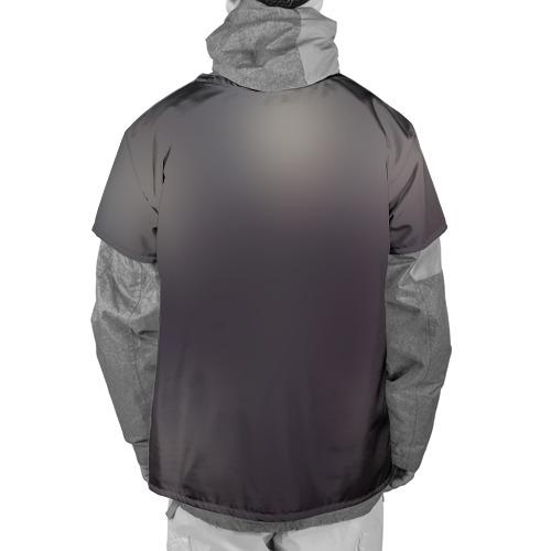 Накидка на куртку 3D  Фото 02, Честер Беннингтон
