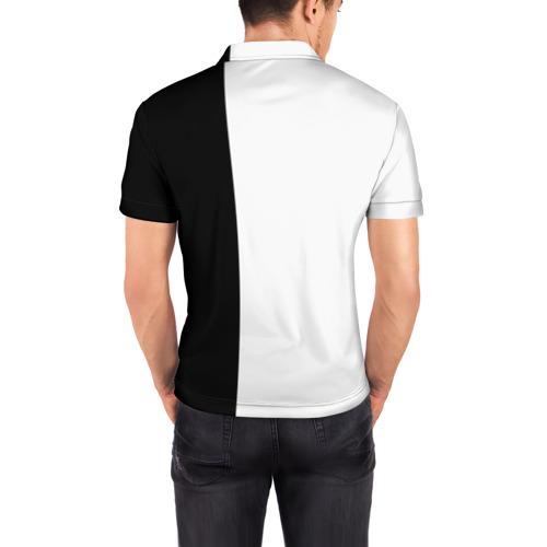 Мужская рубашка поло 3D Chester Bennington Фото 01