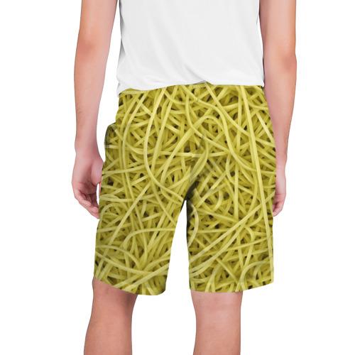 Мужские шорты 3D  Фото 02, Макароны