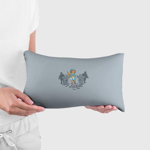 Подушка 3D антистресс  Фото 03, Политические дебаты