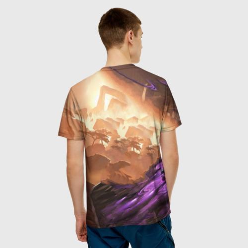 Мужская футболка 3D  Фото 02, Medivh