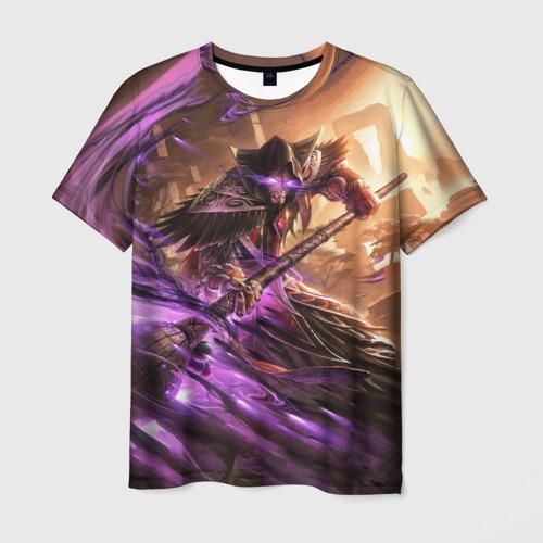 Мужская футболка 3D Medivh