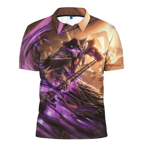 Мужская рубашка поло 3D Medivh