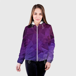 Фиолетовые грани