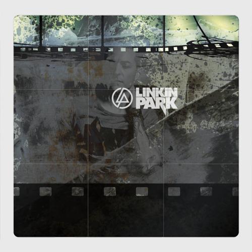 Магнитный плакат 3Х3 Chester Linkin Park
