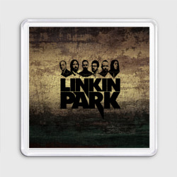Магнит 55*55 Linkin Park Band