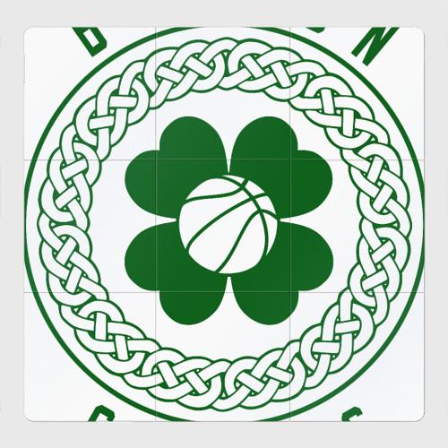 Магнитный плакат 3Х3 Boston Celtics