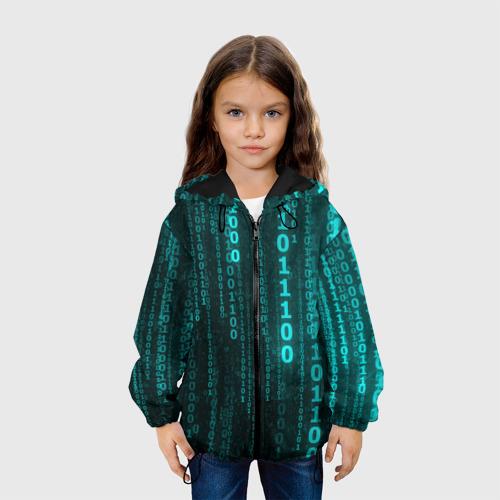 Детская куртка 3D Codes Фото 01