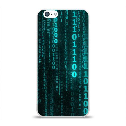 Чехол для Apple iPhone 6 силиконовый глянцевый  Фото 01, Codes