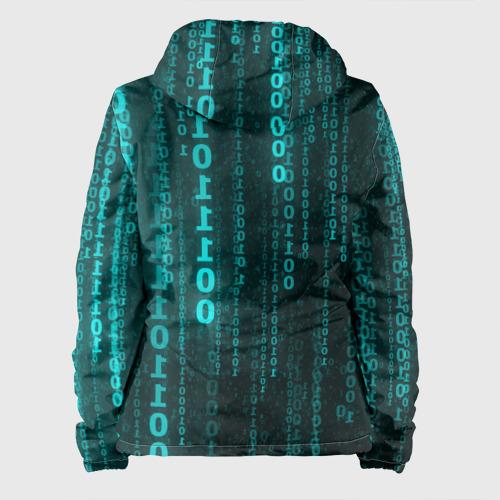 Женская куртка 3D  Фото 02, Codes