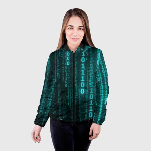 Женская куртка 3D  Фото 03, Codes