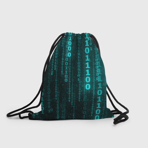 Рюкзак-мешок 3D Codes Фото 01