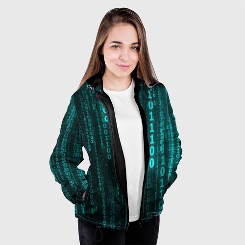 Женская куртка 3D  Фото 04, Codes