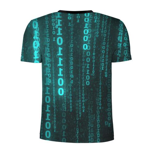 Мужская футболка 3D спортивная Codes Фото 01