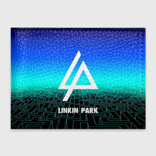 Обложка для студенческого билета  Фото 01, Linkin Park